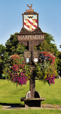 Harpenden Sign